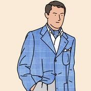 Cravate Ascot, le dada d'une époque