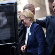 Le «manque de transparence» de Clinton épinglé par la presse après son malaise