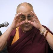 Le dalaï-lama en visite en France