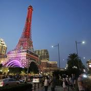 Casino à Macao : trois milliards de dollars pour un vrai petit Paris