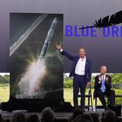 Avec sa puissante fusée New Glenn, Blue Origin veut envoyer des hommes dans l'espace