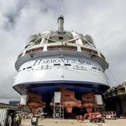 L'Harmony of the Seas ,le paquebot de la démesure