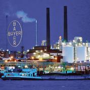 Bayer-Monsanto: le mariage des mal-aimés de l'industrie chimique
