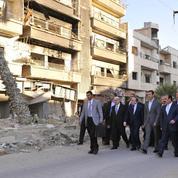 Assad toujours au cœur du jeu syrien