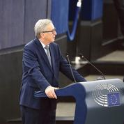 Juncker appelle l'Europe au sursaut
