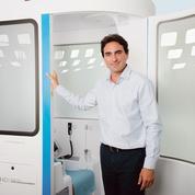 H4D récolte des fonds pour sa cabine de télémédecine