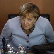 Merkel révise sa stratégie européenne