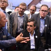 À Rennes, Fillon présente sa feuille de route en matière agricole