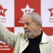 Brésil: le parquet accable Lula