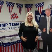 Tricia Cuningham, la militante dévouée et bénévole au service de Donald Trump