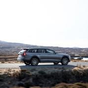 Volvo V90 Cross Country, dans la quatrième dimension