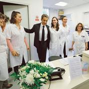 À Franconville, Sarkozy annonce un grand plan «Médecine libérale 2020»