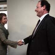 Parisot loue la méthode Hollande, plus «efficace» que celle de Sarkozy