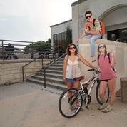 Lawrence: un îlot d'étudiants démocrates au pays de Trump
