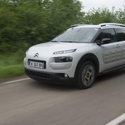 Citroën réinvente l'effet tapis volant