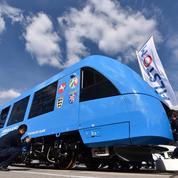 Alstom présente son train «zéro émission»