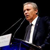 Hausse des tarifs aux péages: Dupont-Aignan dénonce «une immense escroquerie»