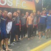 Une équipe de foot vénézuélienne se fait dévaliser au retour d'un match