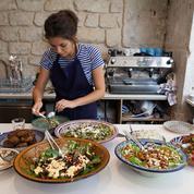 IMA, coffee shop veggie méditerranéen