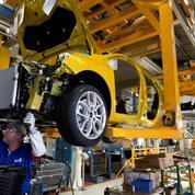 Renault négocie un nouvel accord d'entreprise