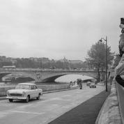 Voies sur berges : le 22 décembre 1967, Pompidou traverse Paris en 13 minutes