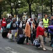 Yvelines : manifestation contre la création d'un nouveau centre d'accueil des migrants