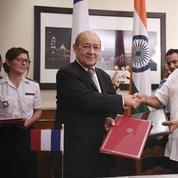 L'Inde, partenaire historique de l'industrie de défense française