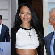 Rihanna interpelle Hollande sur Twitter, il lui répond