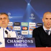 Pour Mourinho, Zidane avait «fait de la m...» avec l'équipe B du Real Madrid