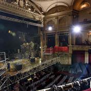 Incendie d'origine inconnue au théâtre Mogador