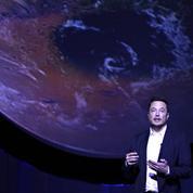 Pour Elon Musk, la conquête de Mars débutera dès 2018