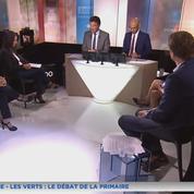 Europe Ecologie-Les Verts : petit débat entre amis