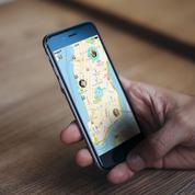 Zenly, l'application française de géolocalisation, lève 22,5 millions de dollars