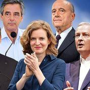 Six candidats à la primaire de la droite passent un grand oral devant 500 entrepreneurs