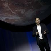 SpaceX, un très ambitieux plan martien