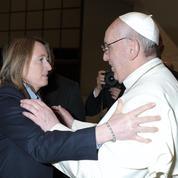 Elisabetta Piqué : «Le pape François ,un portrait très ressemblant»