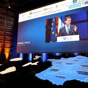 Valls veut financer les régions avec la TVA