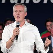 Bruno Le Maire: «Pas d'accommodement avec ceux qui n'aiment pas la France»