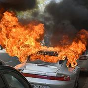 Porsche incendiée à Nantes : un mineur arrêté 5 mois après