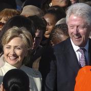 Hillary et Bill Clinton ont reçu près d'un million de dollars de Deutsche Bank
