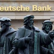 Deutsche Bank: son amende record américaine pourrait être divisée par trois