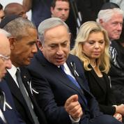 Aux obsèques de Shimon Pérès, la «fin d'une époque»