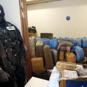 La semaine où la police a porté un coup au trafic de drogue
