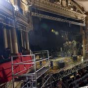 Le théâtre Mogador ne rouvrira pas avant 2017
