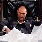 Contrôlé positif à la cocaïne,Tyson Fury provoque en copiant Scarface