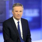 Dupont-Aignan pour un «grand coup de balai» à la présidentielle