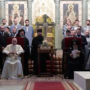 Caucase : le pape à la rencontre des musulmans, après un accueil glacé des orthodoxes