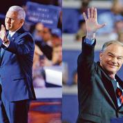 États-Unis: Kaine et Pence s'affronteront au débat des vice-présidents