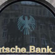 La Deutsche Bank cherche un accord