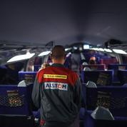 Alstom: l'État commandera 16 TGV pour des lignes à petite vitesse